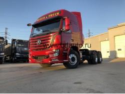 Тягач Dayun Truck CGC4253 MY2019 на СПГ