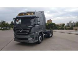Тягач Dayun Truck CGC4253 на КПГ (метан)