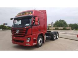 Тягач Dayun Truck CGC4253 на СПГ
