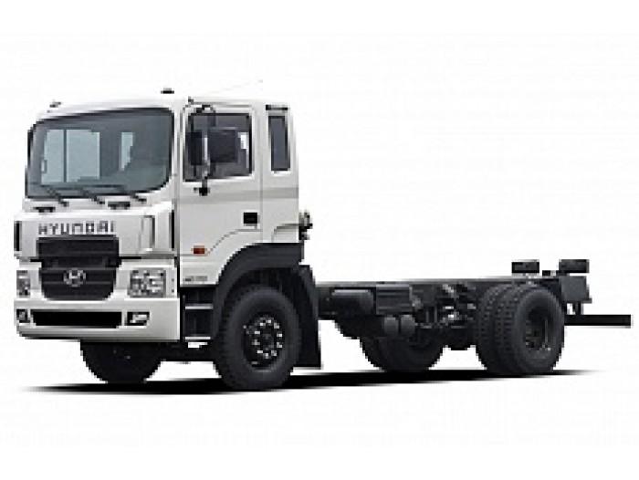 Hyundai HD170 шасси