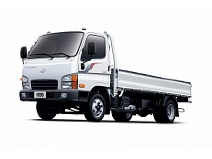 Hyundai HD35 шасси
