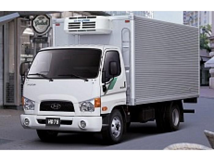 Hyundai HD-78 шасси