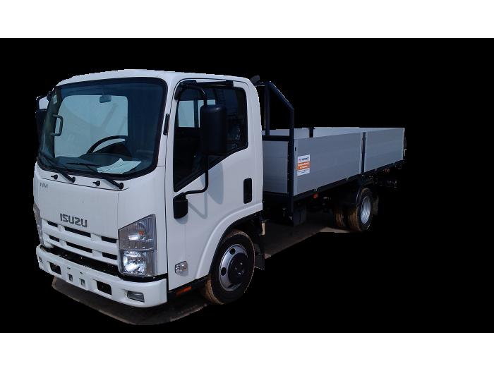 ISUZU ELF 3.5 4x4 Бортовой грузовик