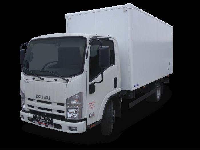 ISUZU ELF 3.5 4x4 Изотермический фургон