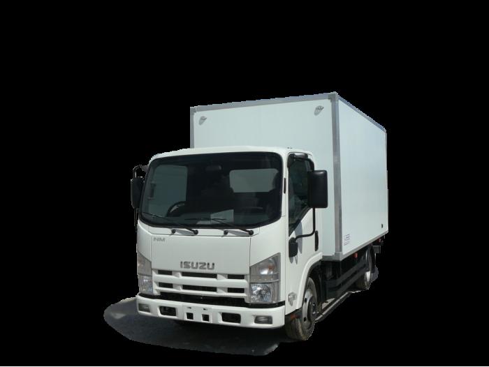 ISUZU ELF 3.5 4x4 Промтоварный фургон