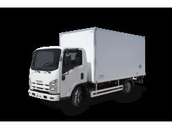 ISUZU ELF 5.5 4x4 Изотермический фургон