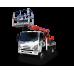 ISUZU ELF 7.5 4x4 Автогидроподъемник (АГП)