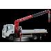 ISUZU ELF 7.5 4x4 Бортовой грузовик с КМУ