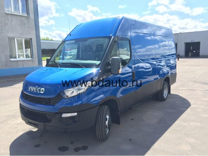 IVECO Daily 35C14NV  Цельнометаллический фургон на метане