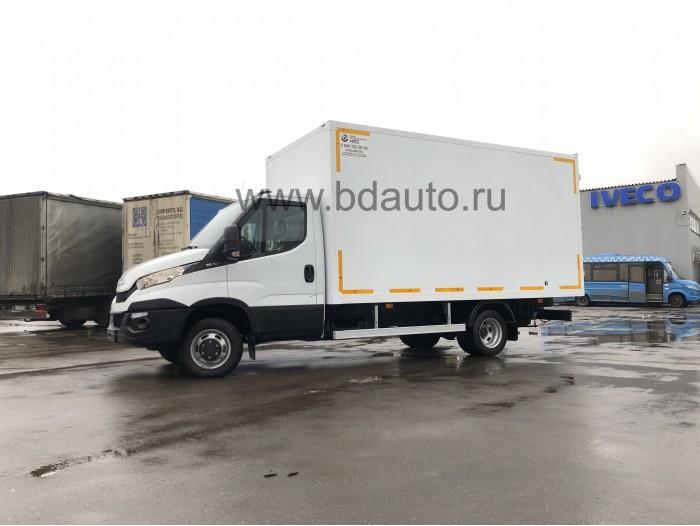 IVECO Daily 35C15 Промтоварный фургон