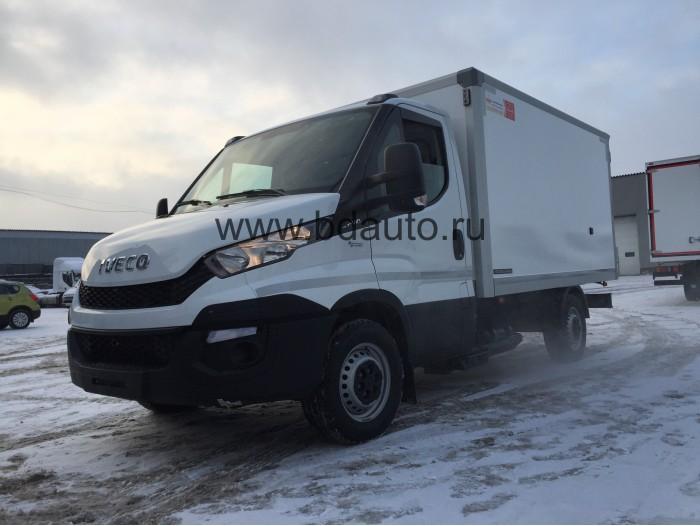 IVECO Daily 35S14N Изотермический фургон на метане