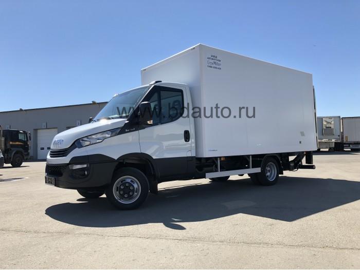 IVECO Daily 50C15 Изотермический фургон
