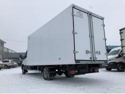 Фургон изотермический 50 мм. (каркасный)